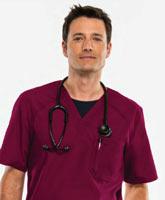 Cherokee — медицинская одежда для профессионалов — мужская линия