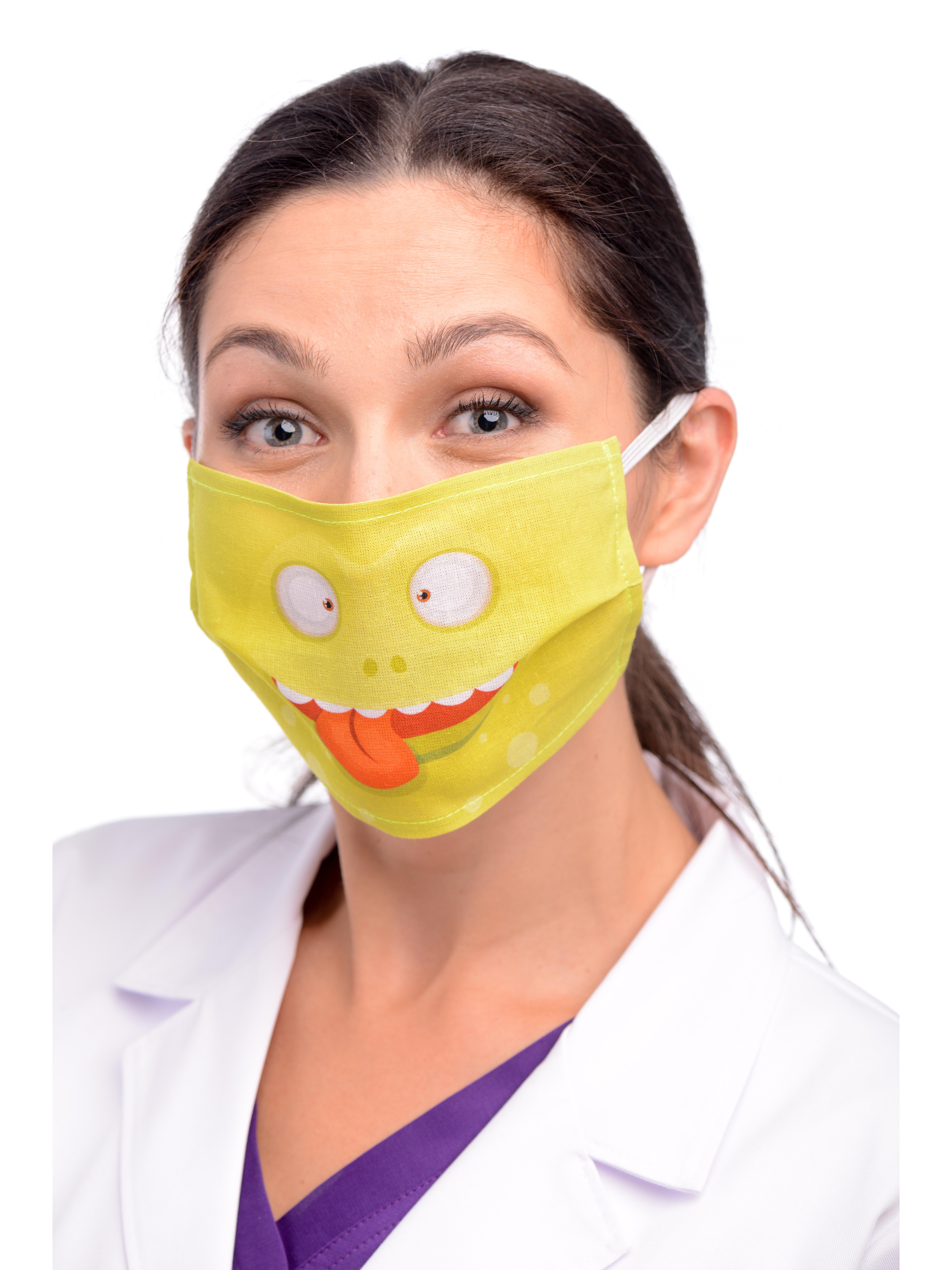 два картинки маски с улыбкой поговорим